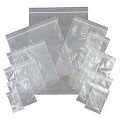 GRIPSEAL BAGS 30MM X 30MM