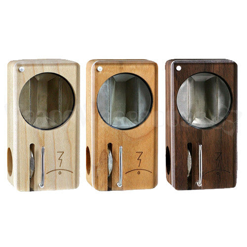 MAGIC FLIGHT LAUNCH BOX WALNUT VAPORIZER
