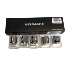 WISMEC WM GROME REPLACEMENT COILS
