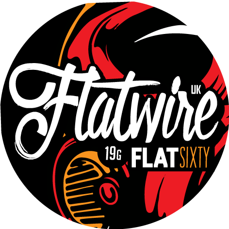 FLAT SIXTY KANTHAL COIL WIRE FROM FLATWIRE UK 10FT REEL