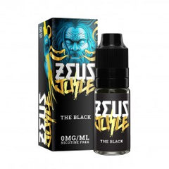 ZEUS JUICE THE BLACK HIGH VG 10ML