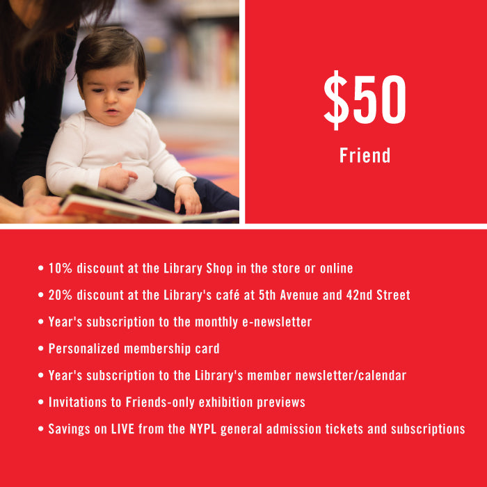 Gift Membership - The New York Public Library Shop