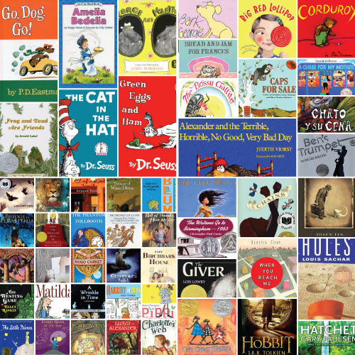 100 Great Kids Books - The New York Public Library Shop