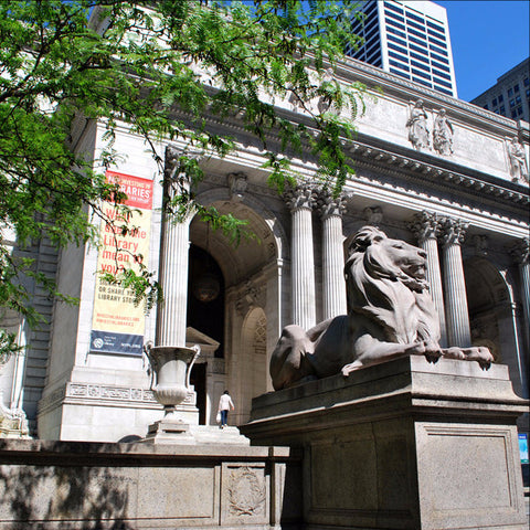The New York Public Library Group Tours