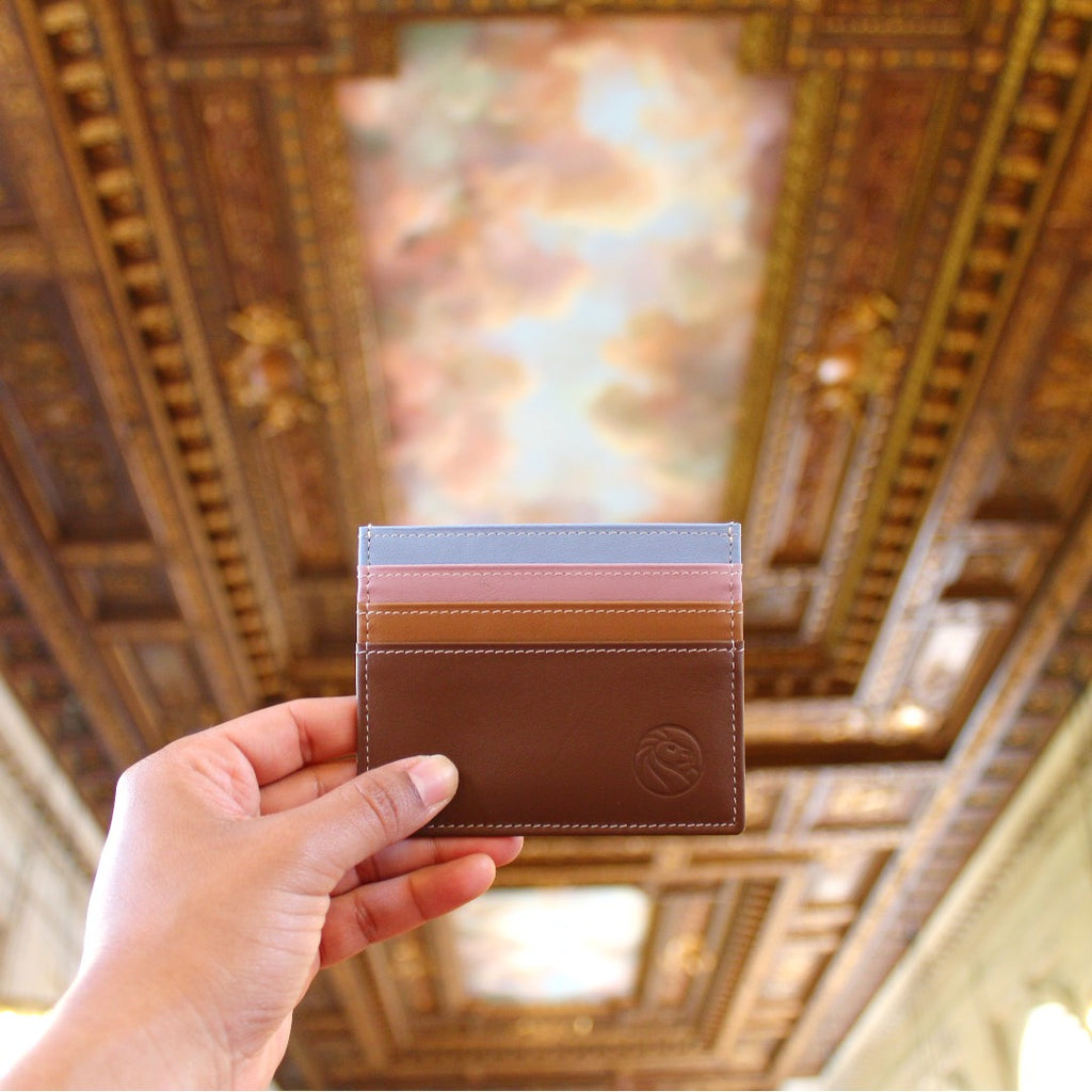 Rose Main Reading Room Card Holder - The New York Public Library Shop