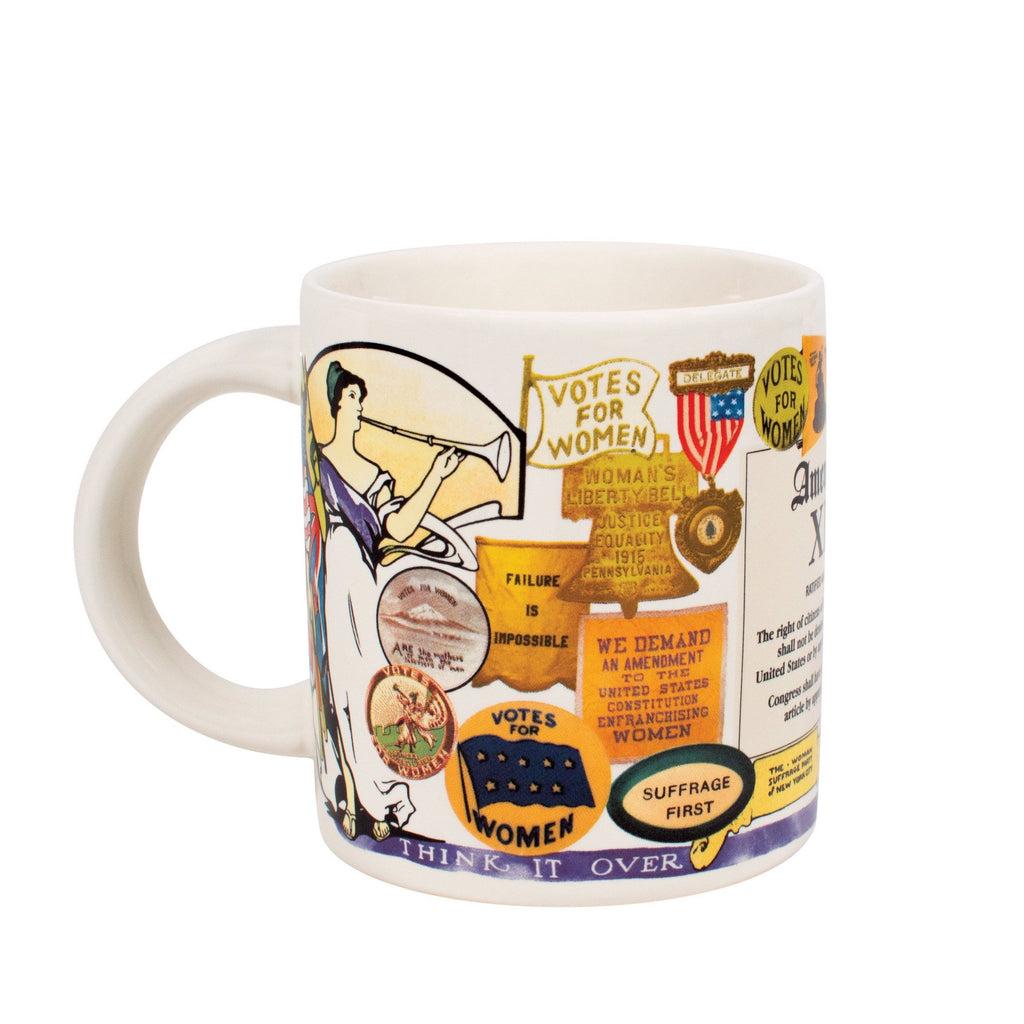 19th Amendment Mug - The New York Public Library Shop