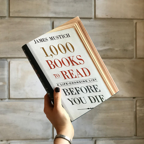 1,000 Books to Read Before You Die: A Life-Changing List - The New York Public Library Shop
