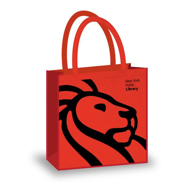 NYPL Shopping Bag - The New York Public Library Shop