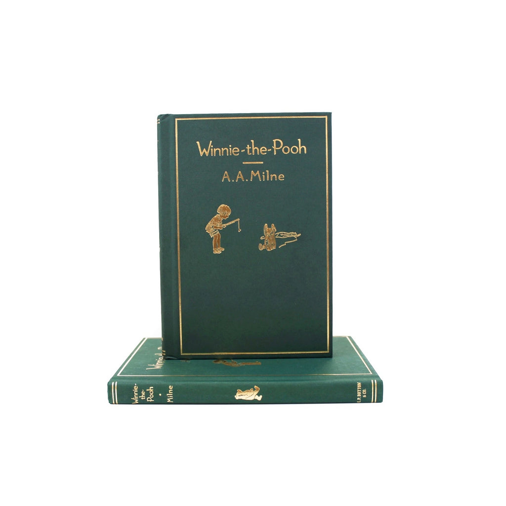 Winnie-the-Pooh (Gift Edition) - The New York Public Library Shop
