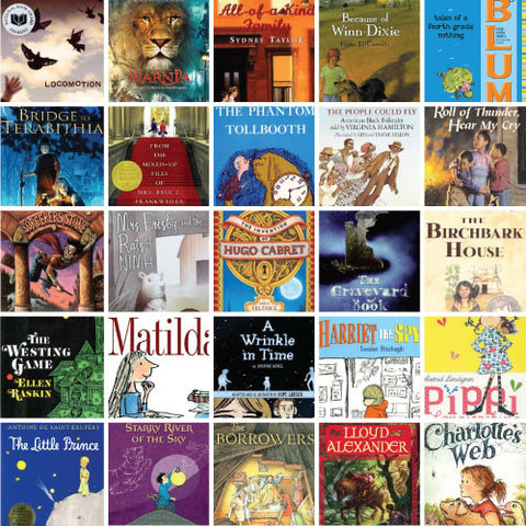 Middle Grade Fiction Books