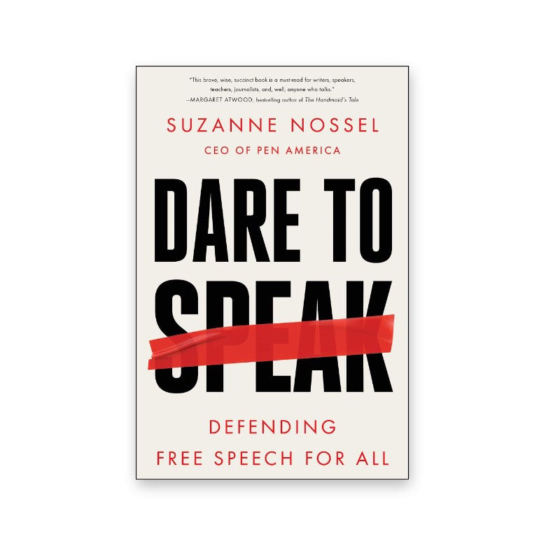 Dare to Speak: Defending Free Speech for All