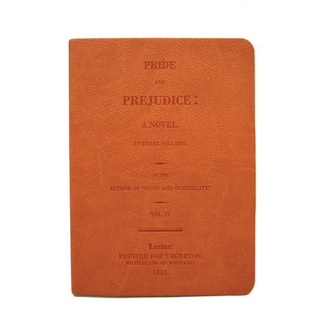 Pride and Prejudice Journal - The New York Public Library Shop
