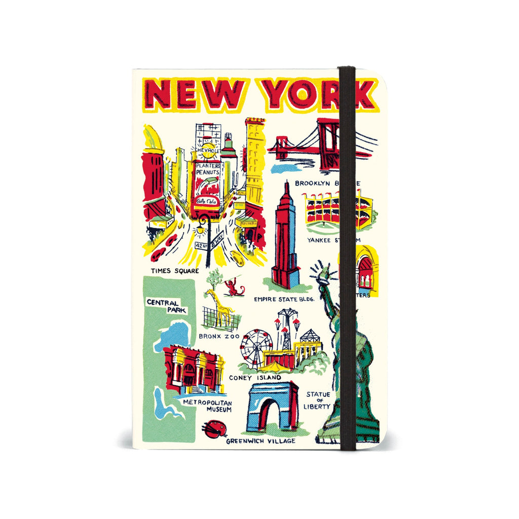 New York City Icons Small Notebook