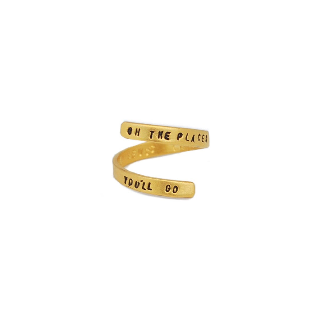Dr. Seuss Ring - The New York Public Library Shop