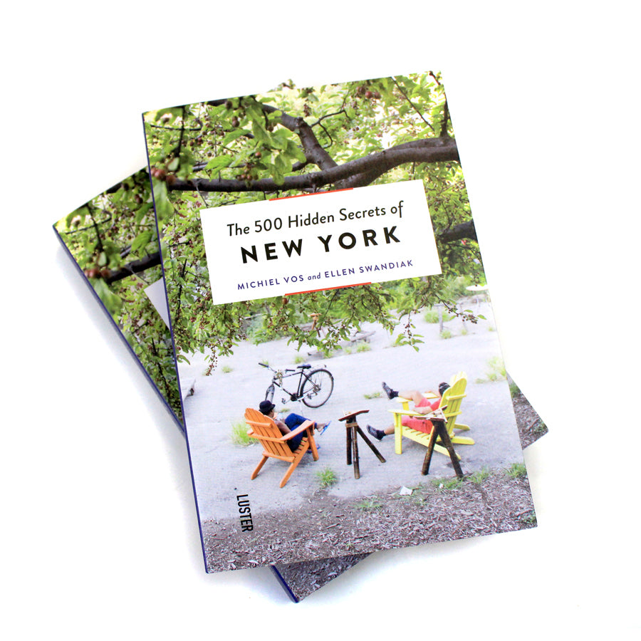 500 Hidden Secrets of New York - The New York Public Library Shop