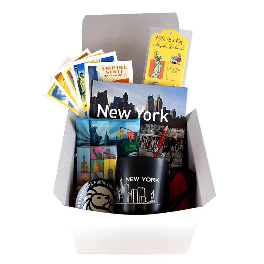 NYC Tote Gift Set