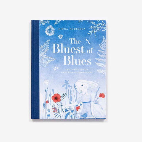 The Bluest of Blues: Anna Atkins and the First Book of Photographs - The New York Public Library Shop
