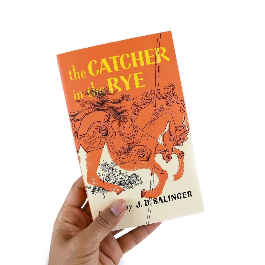 The Catcher in the Rye - The New York Public Library Shop