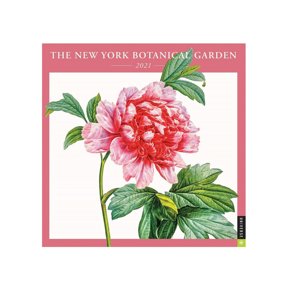 The New York Botanical Garden 2021 Calendar