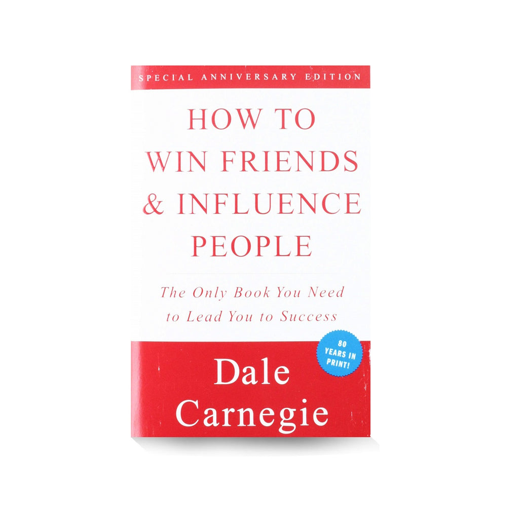 How to Win Friends and Influence People - The New York Public Library Shop