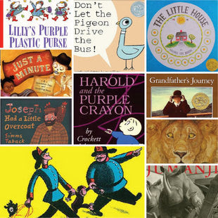 Great Picture Books Group 2 - The New York Public Library Shop