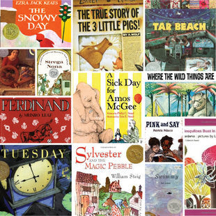 Great Picture Books Group 4 - The New York Public Library Shop