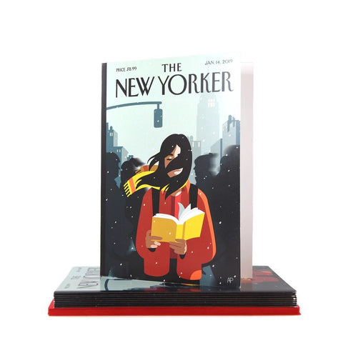 New Leaf New Yorker Holiday Cards