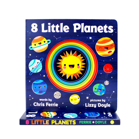 8 Little Planets