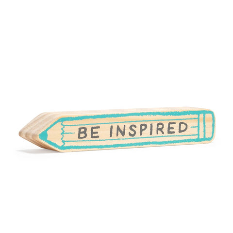 Be Inspired Desk Art