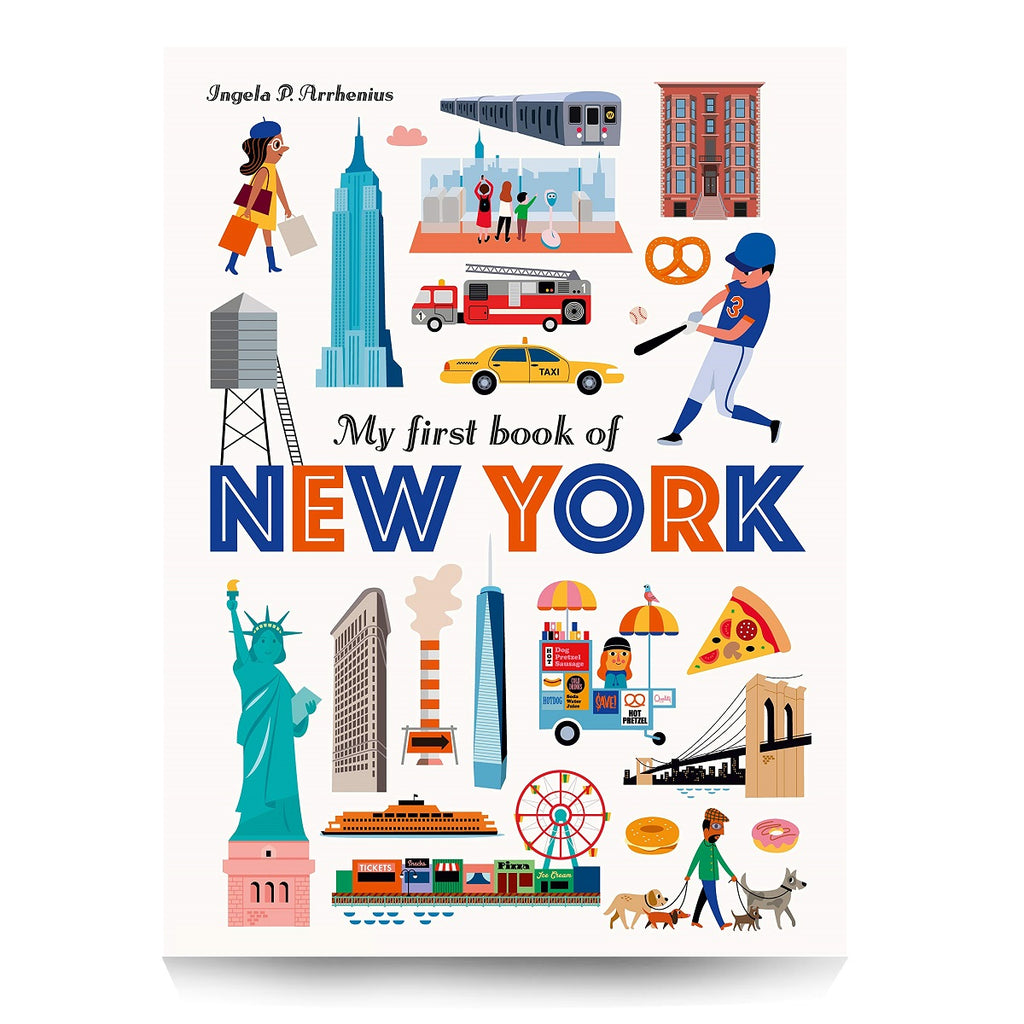 My First Book of New York - The New York Public Library Shop