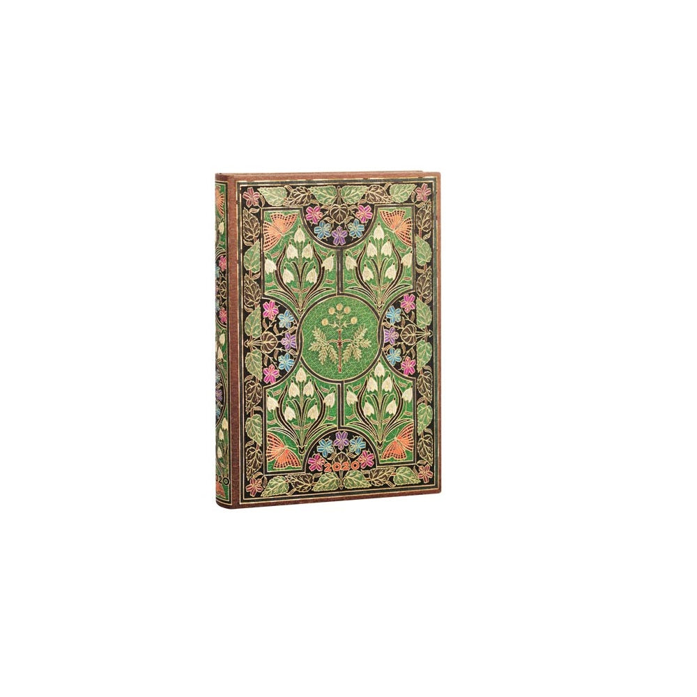 Mini Poetry in Bloom 2020 Dayplanner - The New York Public Library Shop