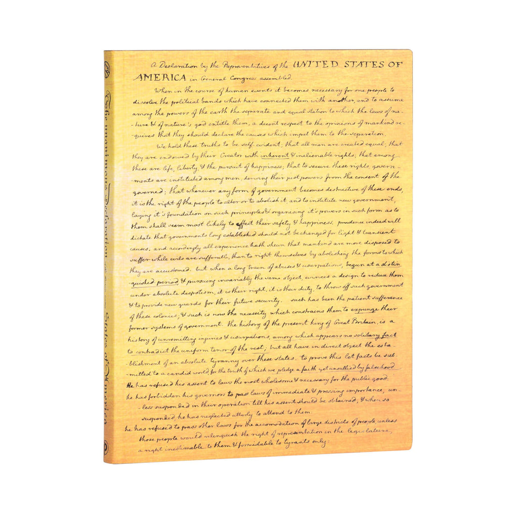 NYPL Declaration of Independence Journal