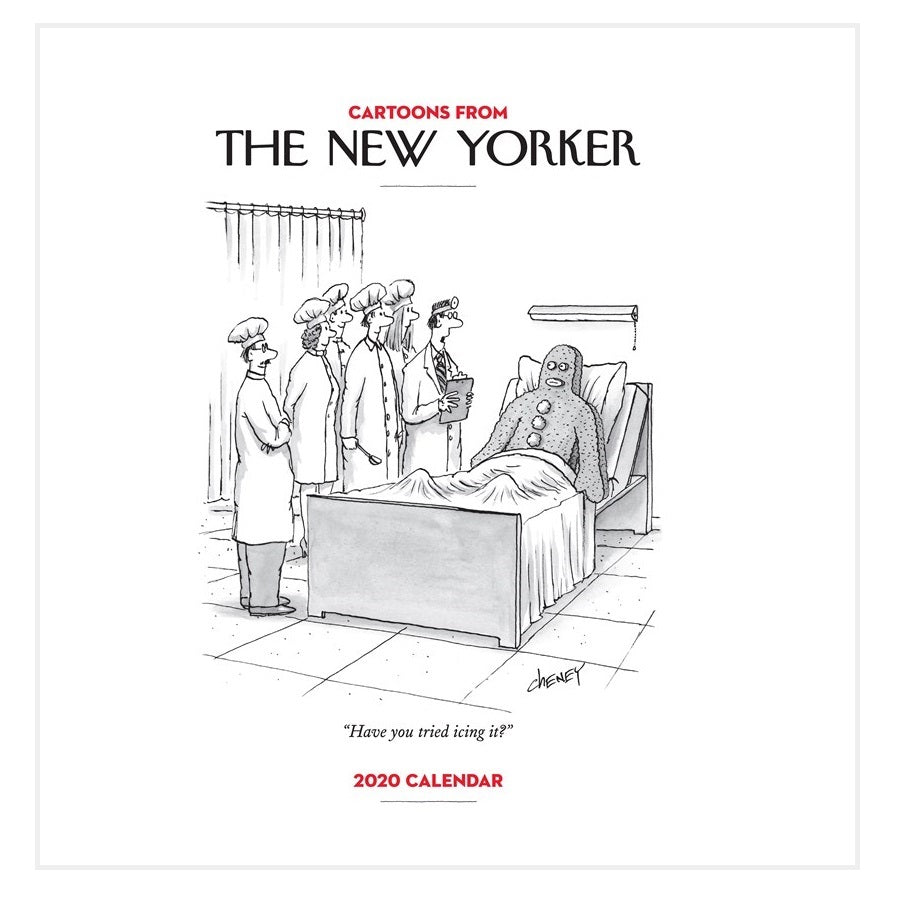 Fantastic The New Yorker 2020 Calendar Squirreltailoven Fun Painted Chair Ideas Images Squirreltailovenorg