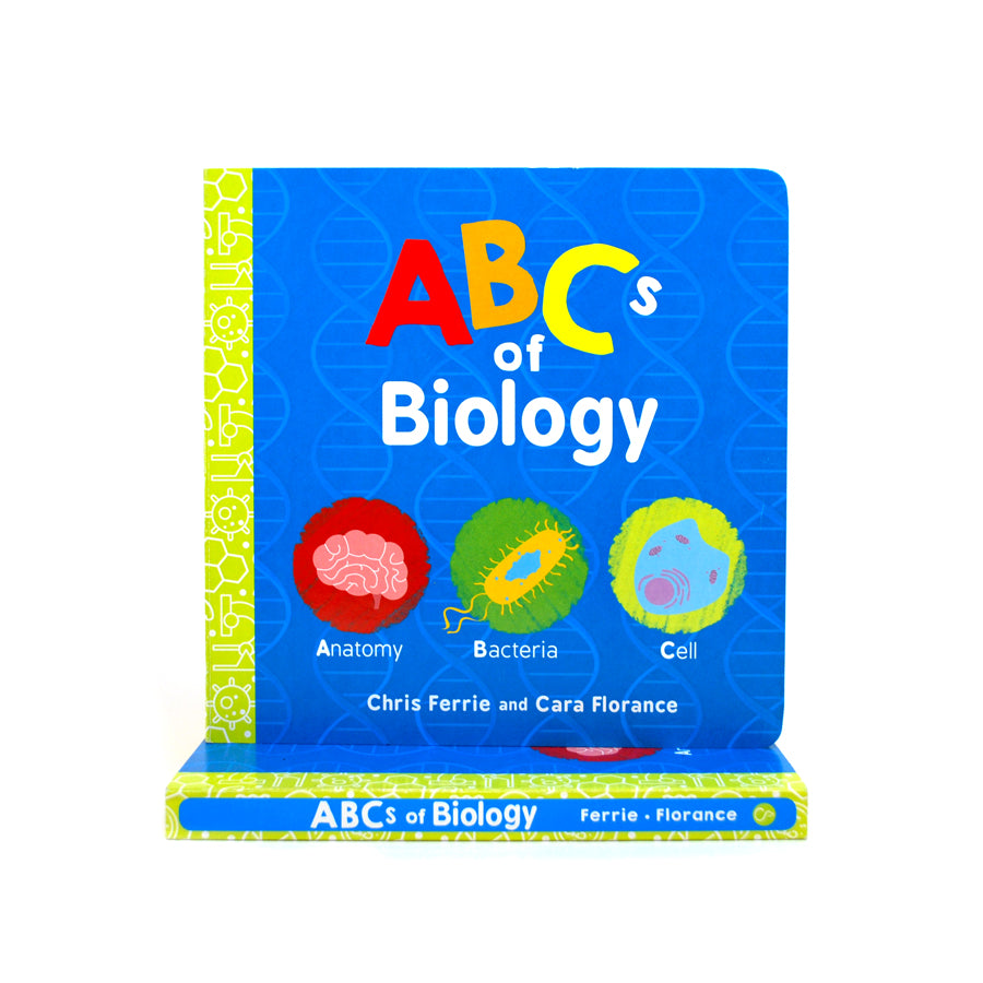 ABC of Biology - The New York Public Library Shop