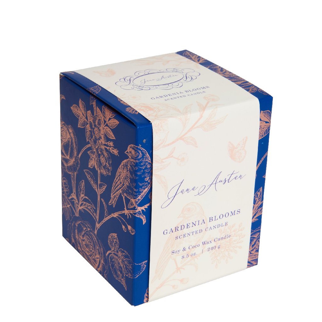 Jane Austen: Indulge Your Imagination Scented Candle