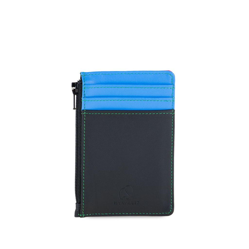 Credit Card Holder with Zipper: Burano Mywalit