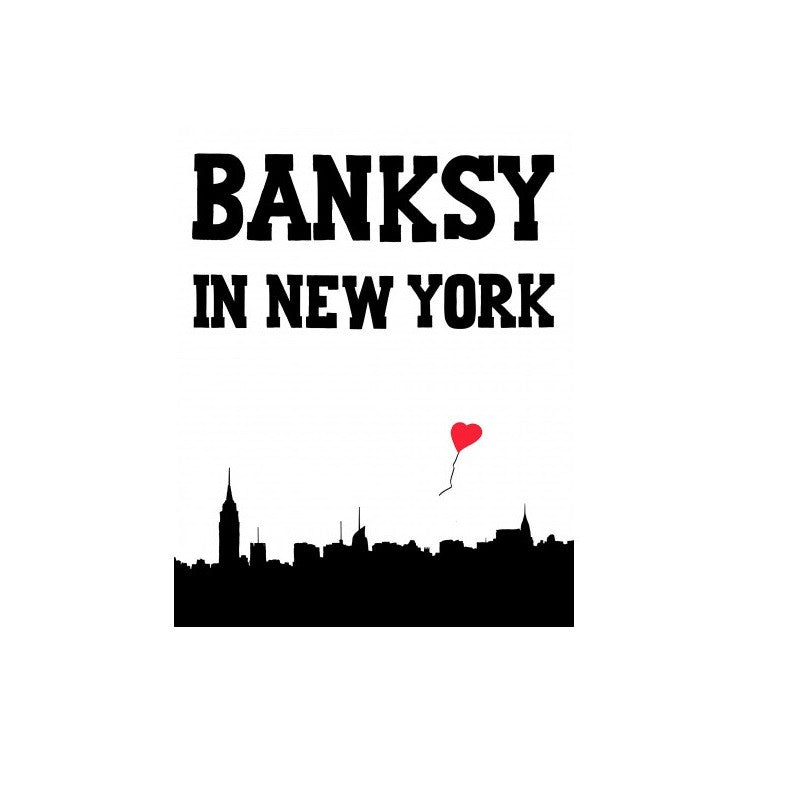 BANKSY IN NEW YORK - The New York Public Library Shop