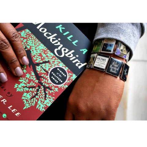 Banned Books Bracelet - The New York Public Library Shop