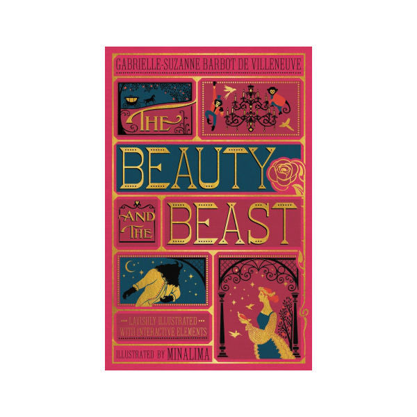 Beauty and the Beast Deluxe - The New York Public Library Shop