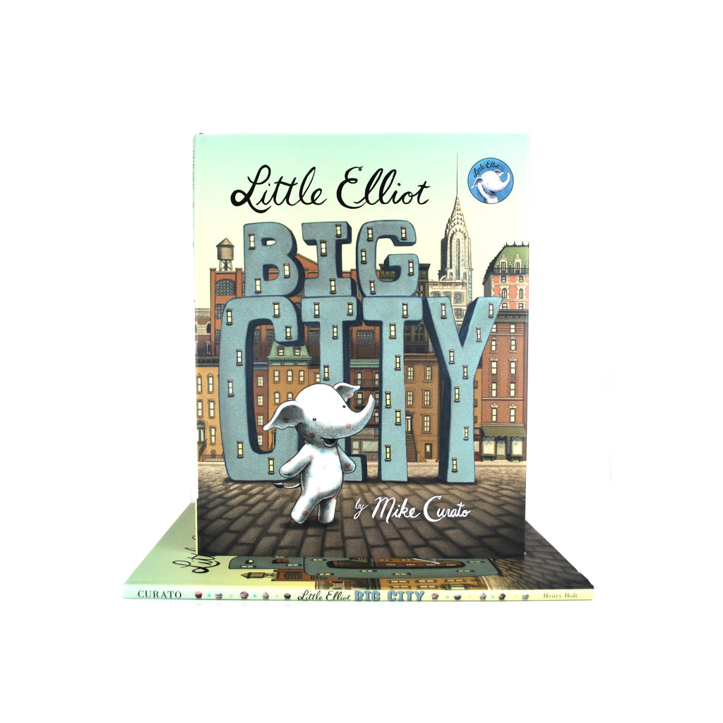 Little Elliot Big City - The New York Public Library Shop