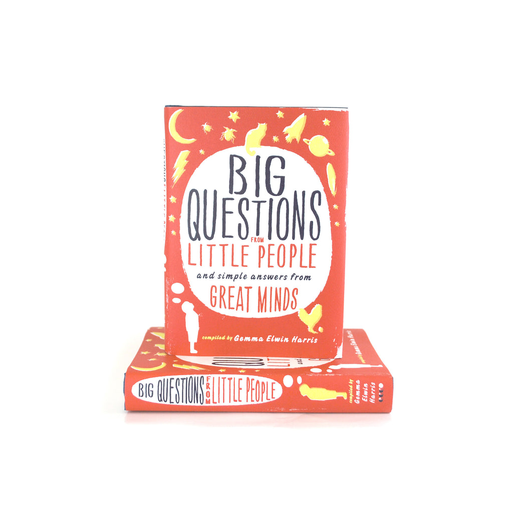 Big Questions From Little People - The New York Public Library Shop