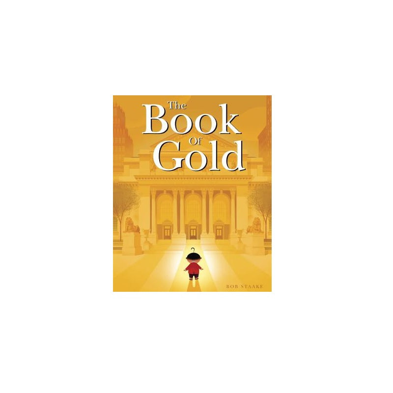 The Book of Gold - The New York Public Library Shop