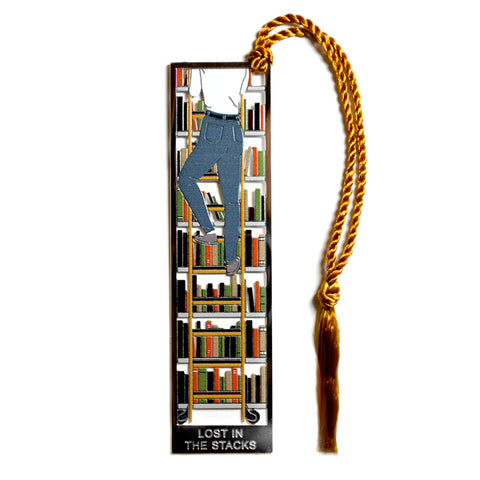 Book Lovers Bookmark - The New York Public Library Shop