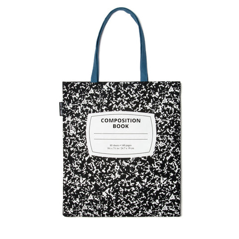 Composition Notebook Tote Bag