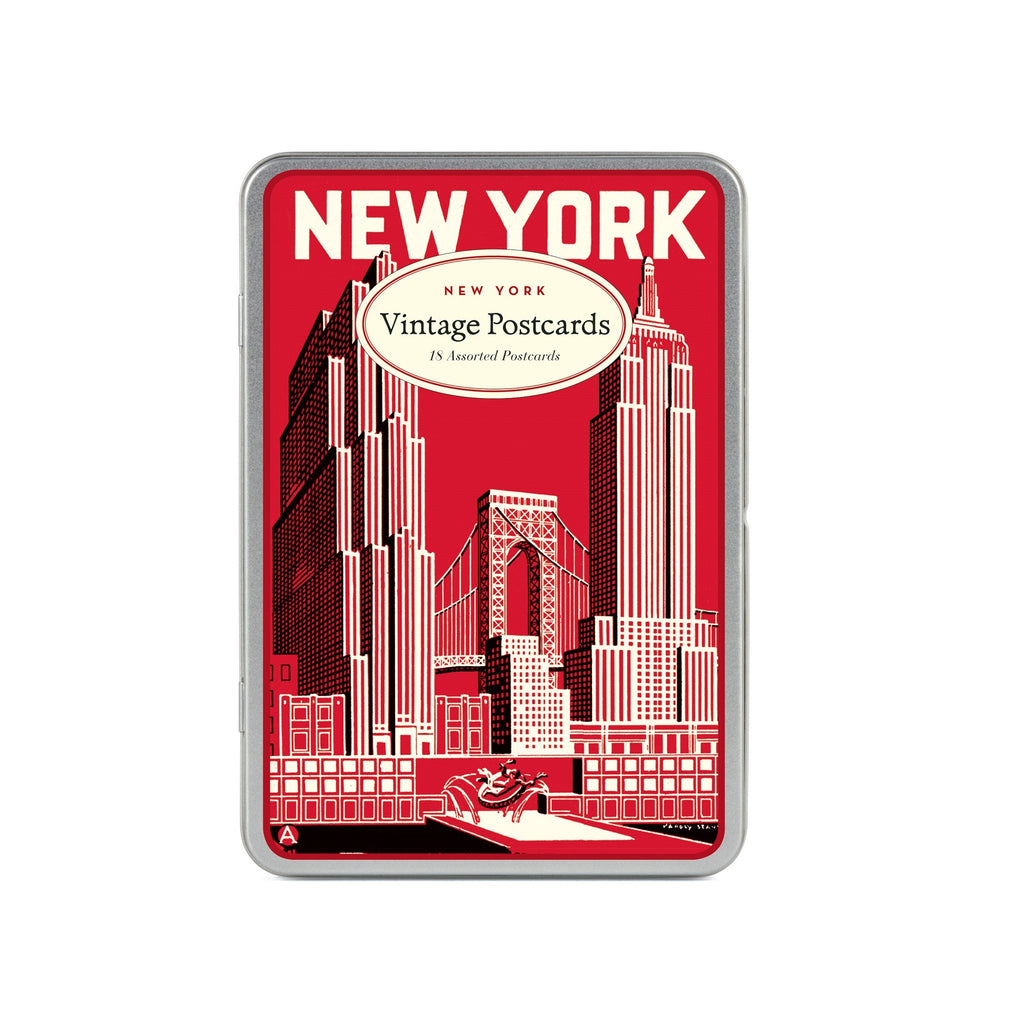 New York City Postcards