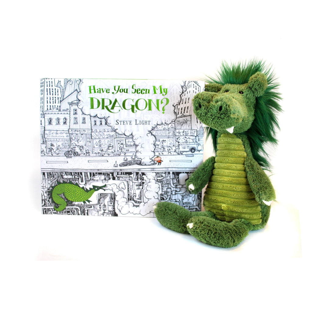 Have You Seen My Dragon Set - The New York Public Library Shop