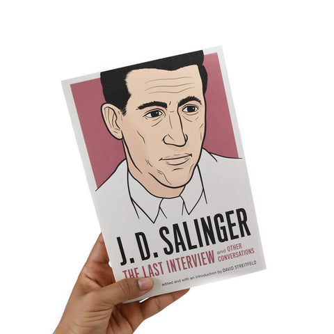 J.D. Salinger: The Last Interview - The New York Public Library Shop