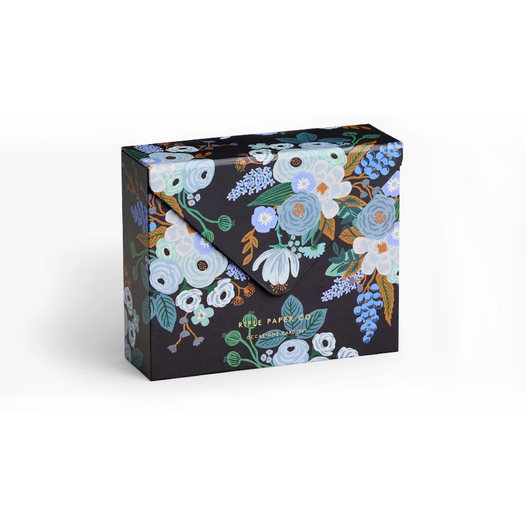 Florals Essentials Card Box