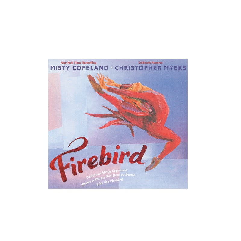 Firebird by Misty Copeland - The New York Public Library Shop