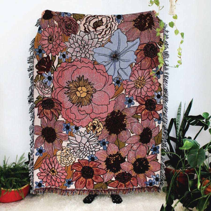Dream Garden Blanket